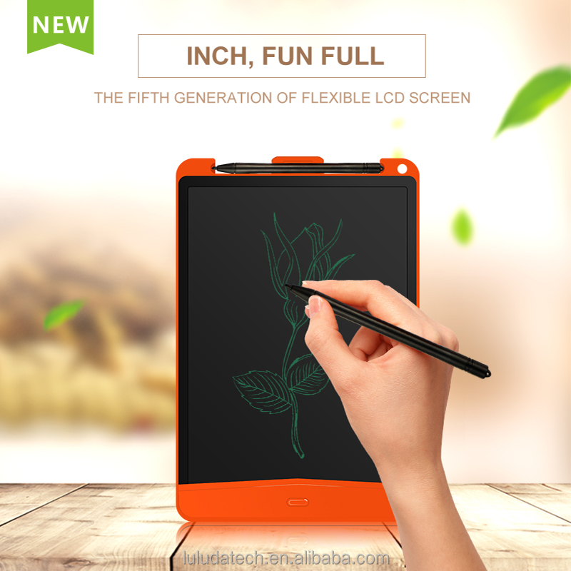 New-Trend 10 Inch Customized LCD Digital Writing Tablet Professional Drawing Board Attractive Electronic Memo Pad for Fun&Work