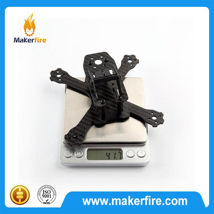 130mm Carbon frame--Makefire 2