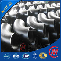 ansi b 16.9 astm a234 wpb butt welding pipe fitting
