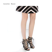 Sexy girls high heels lace up roman gladiator sandals