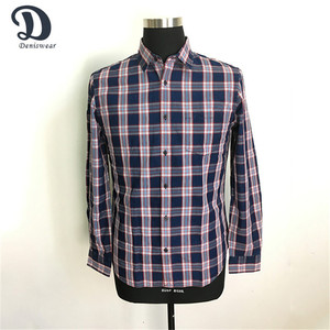 Warm thickened brand new cool man cotton polyester shirt