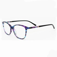 fancy acetate optical fashion reading glasses for girls high quality frames glasses designer ready goods no MOQ