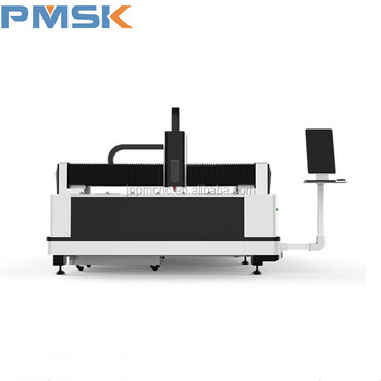 3 years warranty factory directly supply metal CNC fiber laser cutting machine