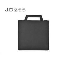 JD hard protective transport simple plastic carrying tool case with handle