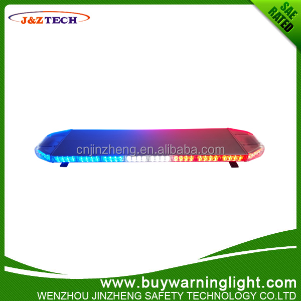 Strobe LED Light Bar for Ambulance Police Fire Trucks
