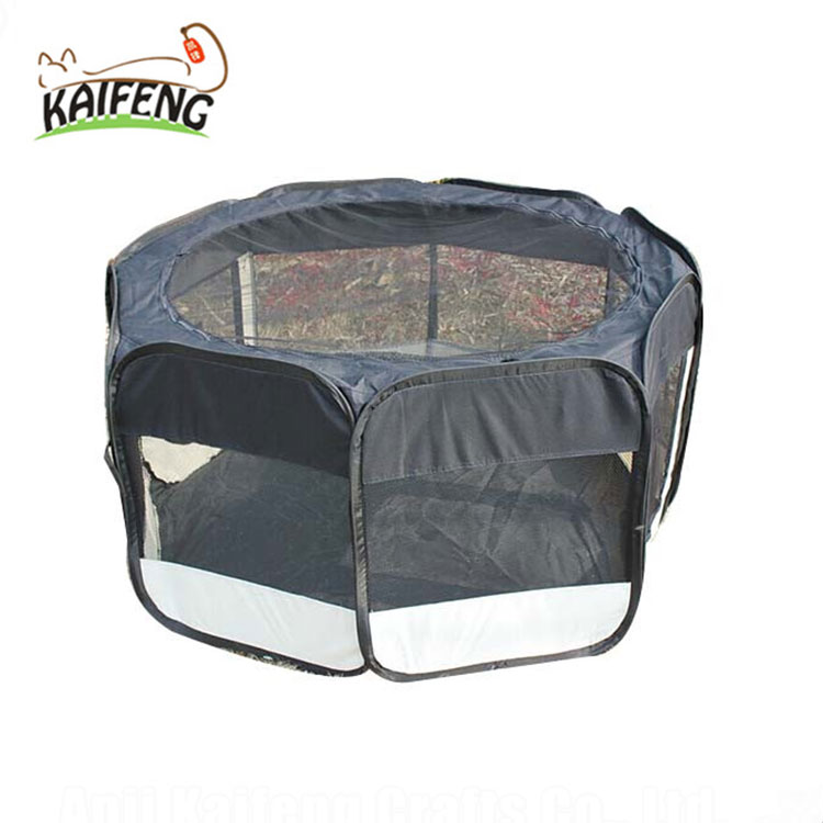 Puppy Dog Playpen/Foldable Nylon Mesh