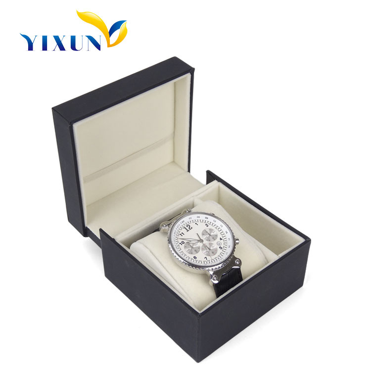 Alibaba Gold Supplier custom packaging paper wrist watch box