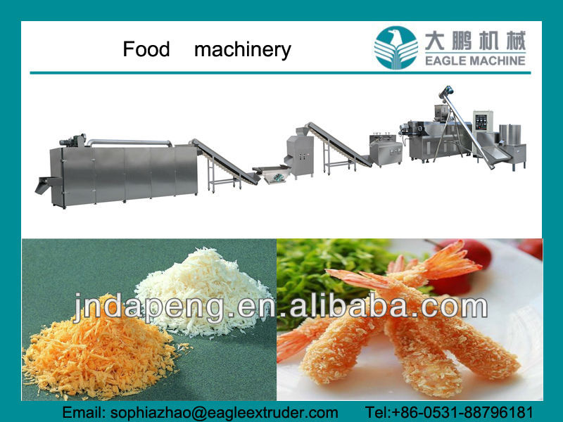 Bread Crumb Processing Machinery