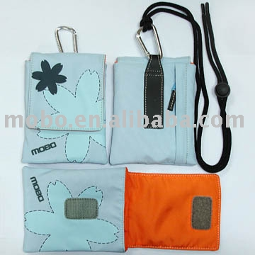 Cell Phone pouch, mobile phone pouch, phone pouch