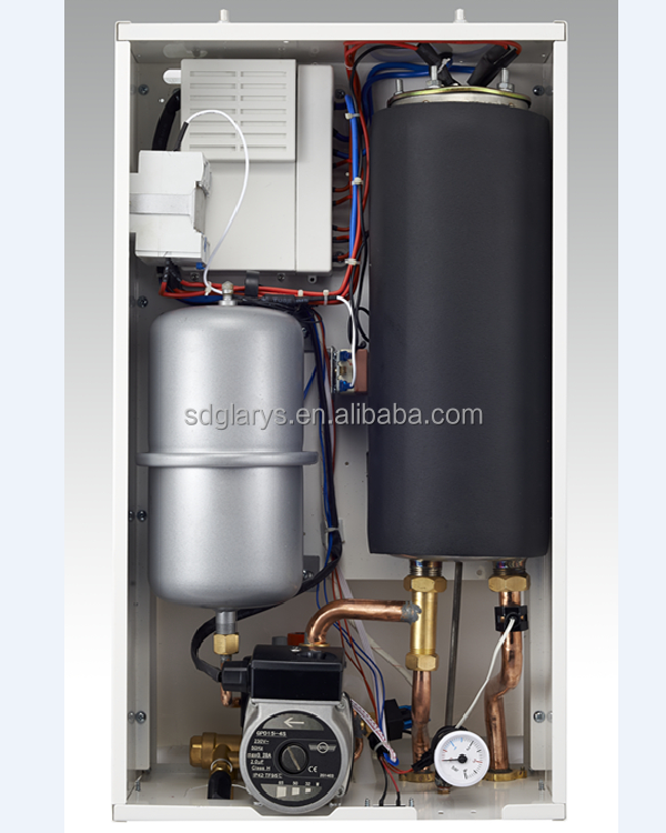 wall mounted electric central heating boiler for radiator/floor heating- Manufacturer