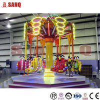 Air Shooting Game amusement rides manufacturer SANQ Group