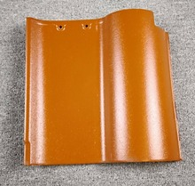 310X310mm Spanish Roof Tile Clay Roof Tile Price Ceramic tile
