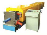 hot sale rain gutter making machine