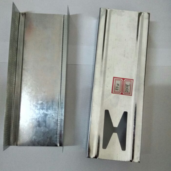 Metal Stud price Philippines for Drywall Gypsum Board