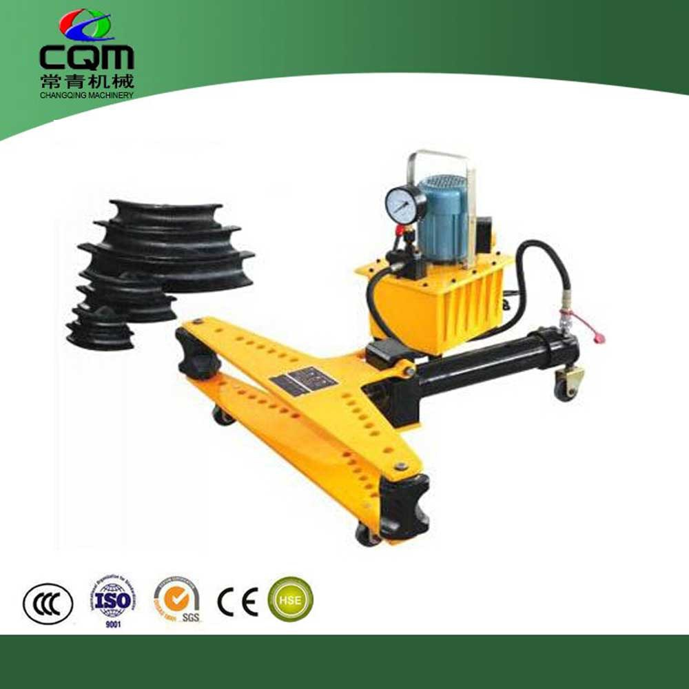 hydraulic pipe benders machine