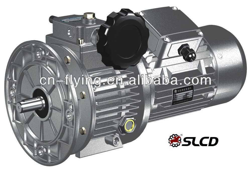 MBL Stepless Speed Reducer Motor for gearbox for concrete mixer truck