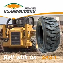 Low Price China Skid Steer Tyres 12-16.5 industry Tires OTR Off Road