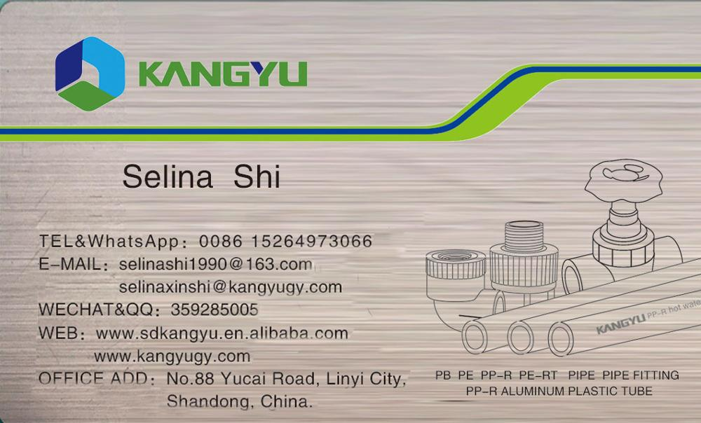 Building materials plumbing pipe water supply use hot and cold pipe and pipe fittings