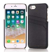 Mobile Phone Accessory,Hot Cover Leather Phone Case With Card Holder For Iphone 8