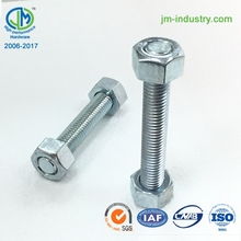 m6 furniture screw connector stud bolts astm a453 gr. 660