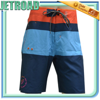Polyester Spandex 4 ways Stretch fabric sublimation printing Board shorts for Men