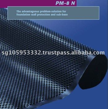 PM-8 N Mat - Foundation Wall and Sub-base Protection