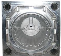 China cheap price plastic flower pot injection mould