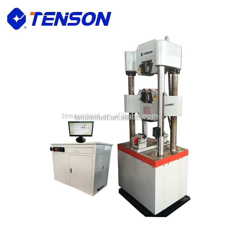 ASTM AS70 E4 E8 Standard Bolted Joint Universal Testing Machine Hydryaulic Type 1000kN