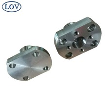 Standard DIN Customized Various Design Forged Foot Valve Flange