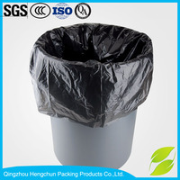 china made ldpe plastic colour customized disposable garbage bags trash bags