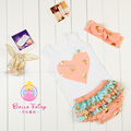 wholesale kids clothes outfits wholesale clothing dubai ruffle shorts set