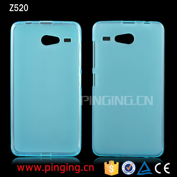 Soft Pudding TPU Cover Case for Acer Liquid Z520, for Acer Z520 Case TPU