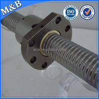 High quality customized ball and steel rod for cnc router kit