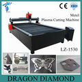 High Speed Portable 1530 2 Axis 3 Axis 4 Axis Cnc Plasma Metal Cutting Machine