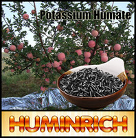 Huminrich Potassium Humic Acid Column Granular Soil Conditioner | Humic Acid Manure Compost