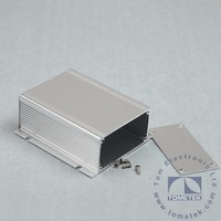pcb custom power driver aluminum extrusion enclosures