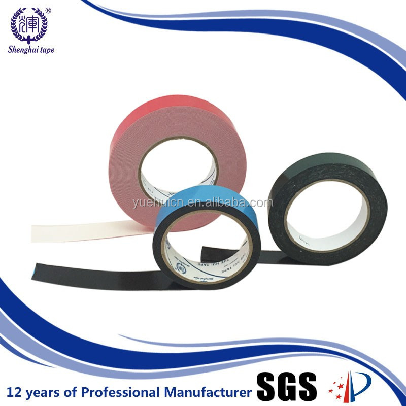 Factory 0.5mm green release film PE foam tape