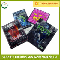 Wholesalers china Portable darkness 3g herbal incense bags