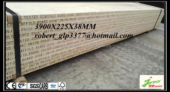 12000mm length Construction grade XUZHOU QUALITY lvl scaffolding board