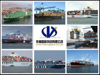 Drop shipping cheap air/sea freight of logistics wholesale goods from china to peru