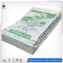 100% Raw Material 50kg Portland Cement Bag Price