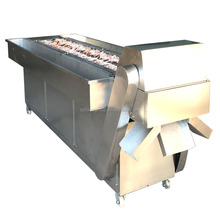 Commercial Fresh Chicken Feet Processing Machine Chicken Claw Cutter Duck Paw Cutting Machine