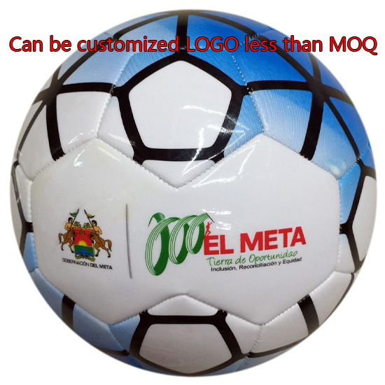 official size and weight soccer ball football high quality foam pvc football 2016 custom print/logo size 5 size 4 soccer ball