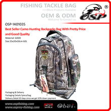 0SP-Best Seller Camo Hunting Backpacks Bag With Pretty Price