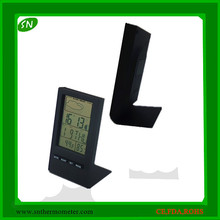 LCD Digital Desk Calendar Stand with Temperature Display