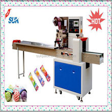 Semi-automatic ball lollipop packing machine with factory price for sale