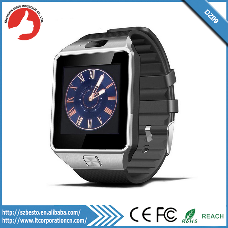 Support Sim Card U8 GT08 DZ09 Bluetooth Smart Watch