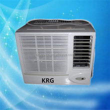 8000 BTU 125V Window Air Conditioner with 18000 BTU Heater and Programmable Timer