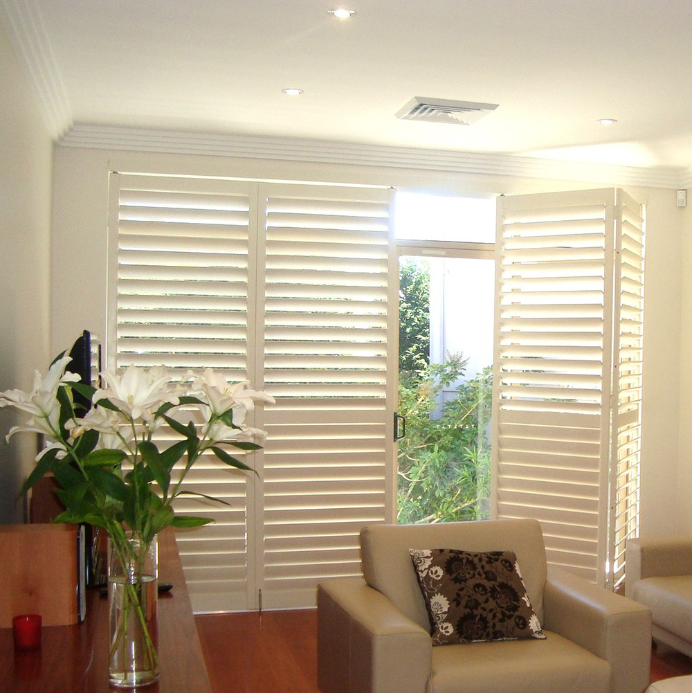 kitchen window shutters design