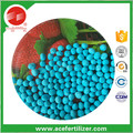 best price high tech npk fertilizer manufacturer npk16-16-16 blue